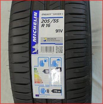 Michelin dæk Maribo
