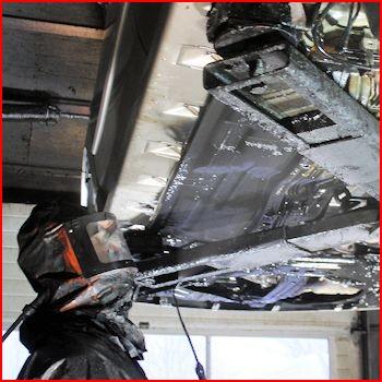 Undervognsbehandling og rustbeskyttelse i Maribo hos JAU2